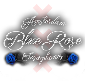 Blue Rose Saxophone